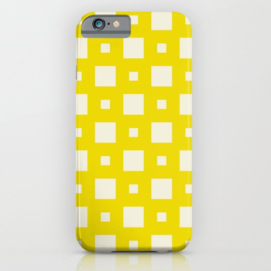 Nassau Yellow iPhone & iPod Case
