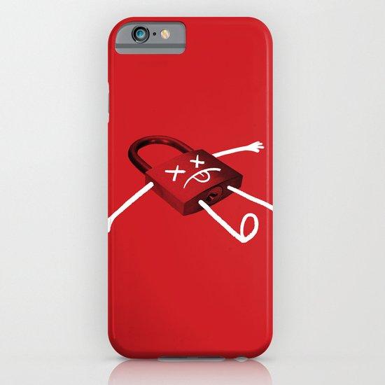 The Deadlock iPhone & iPod Case