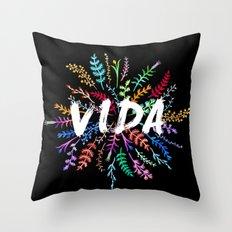 Vida Throw Pillow