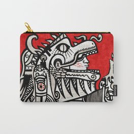 LIZARD KING Carry-All Pouch