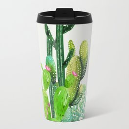 Cactus Garden II Travel Mug