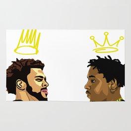 2 Kings. Kendrick Cole Rug