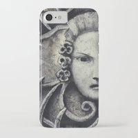 gothic iPhone & iPod Cases featuring Gothic by Chris Kitzmiller
