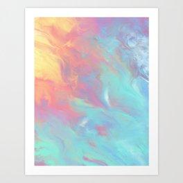 untitled 025 Art Print