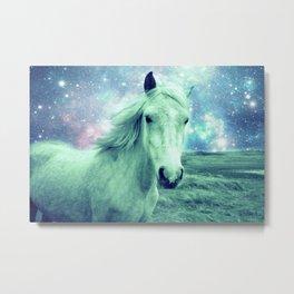 Celestial Dreams Horse Metal Print