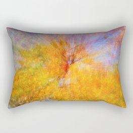 Colorful nature Rectangular Pillow