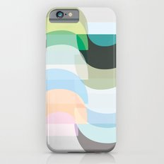 Pastel Geometry 3 iPhone 6 Slim Case