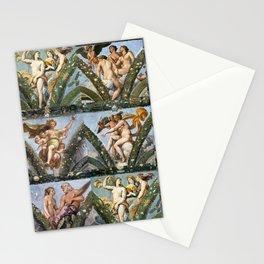 """Raffaello Sanzio da Urbino """"The Loggia of Psyche"""", 1517-18 Stationery Cards"""