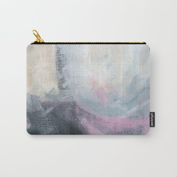 Bubblegum Sky Carry-All Pouch