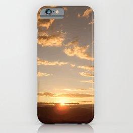Kelowna Sunset iPhone Case