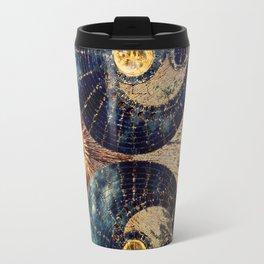 Lunar Phases Celestial Map Travel Mug