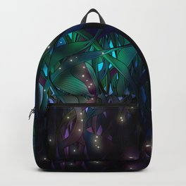 Nocturne with Fireflies Backpack