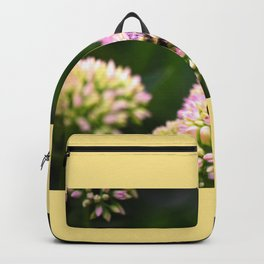 Bumble bee tan Backpack
