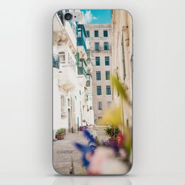 Narrow Europe Streets iPhone Skin