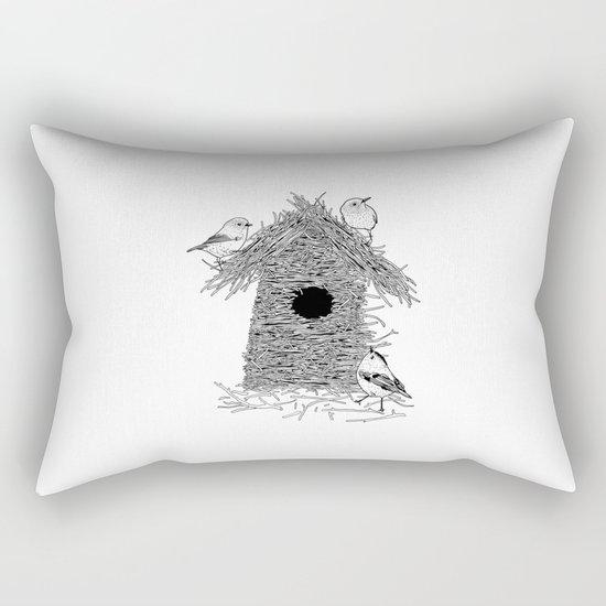 Rebuild Rectangular Pillow