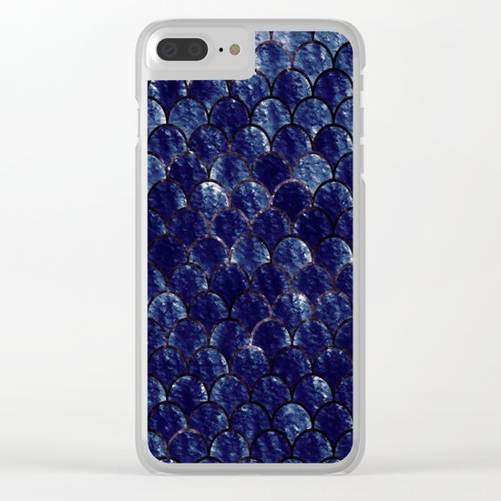 MTP _ THREE Clear iPhone Case