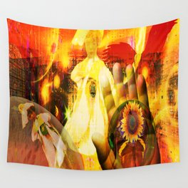 wHAT DOES IT mEAN? Wall Tapestry