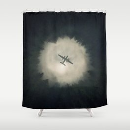 Way Out Shower Curtain