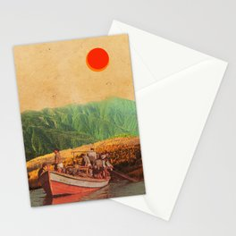 Eternal Noons Stationery Cards