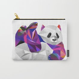 Pauline Panda  Carry-All Pouch