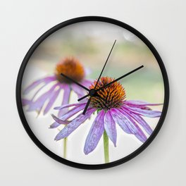 Front and Center Wall Clock