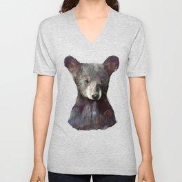 Little Bear Unisex V-Neck