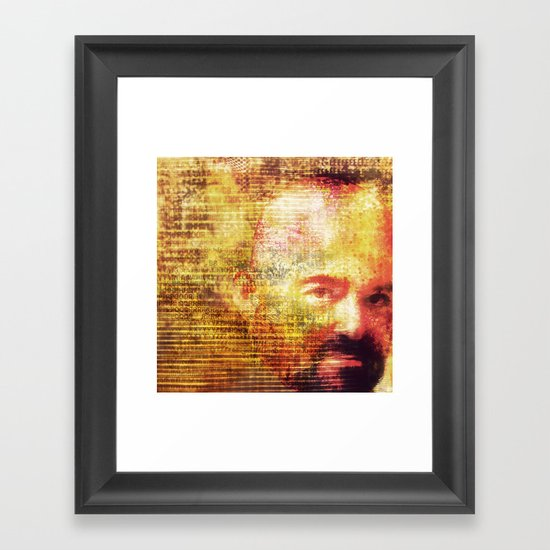 Lament Framed Art Print