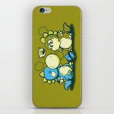 BUBBLE JOKE iPhone & iPod Skin