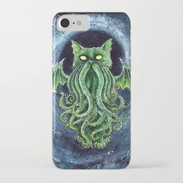 Cathulhu iPhone Case