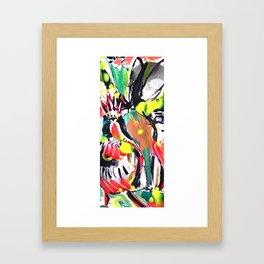 Happy Art Framed Art Print