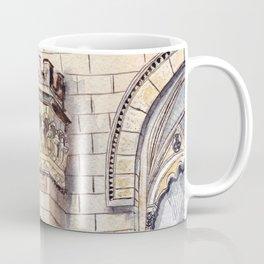 Odessa. Synagogue Coffee Mug