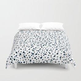 dalmatian print Duvet Cover