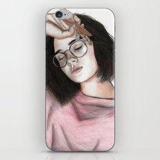 Alleana iPhone & iPod Skin