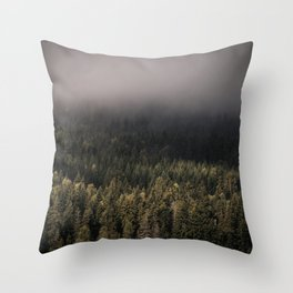 Skogen Throw Pillow