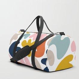 Blob Collage - Multi Duffle Bag