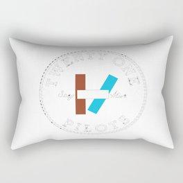 TwentyOnePilots Rectangular Pillow