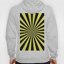 Starburst (Black & Yellow Pattern) Hoody