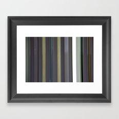 Light Wall Framed Art Print