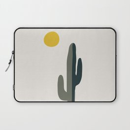 Cactus and the Rising Sun Laptop Sleeve