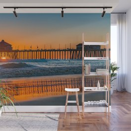 Copper Sands at Sunset Wall Mural