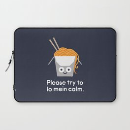 Breathe In, Take-out Laptop Sleeve
