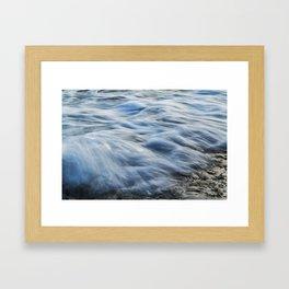Cala Advocat Framed Art Print