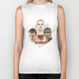 WOMEN // The Real Warriors Biker Tank
