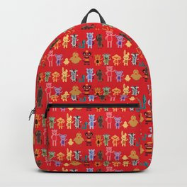 Chinese Zodiac - Year of the Rat Backpack