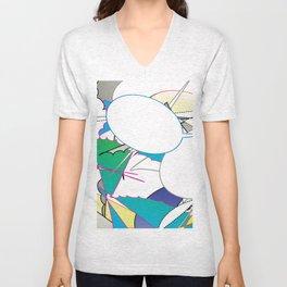 Color #4 Unisex V-Neck