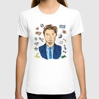 mulder T-shirts featuring Fox Mulder  by sarah sawtelle