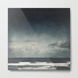 seaview - Atlantic Ocean Metal Print