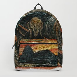 The Scream in Rio Backpack