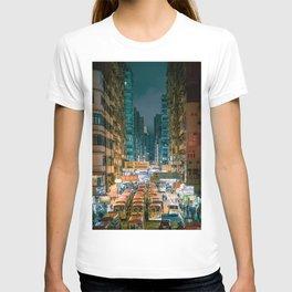 Mong Kok, Hong Kong T-shirt