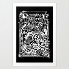 banner Art Print